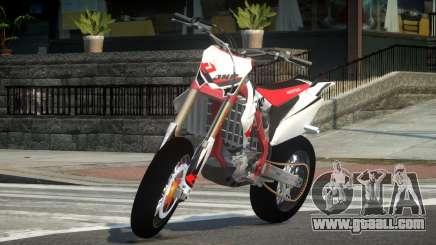 Honda CRF 250 L2 for GTA 4