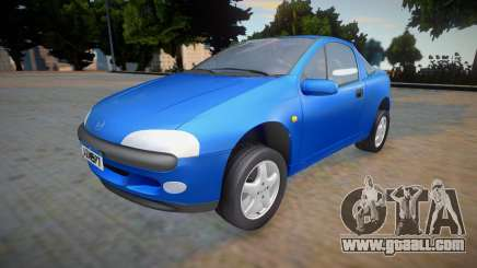 Chevrolet Tigra 1998 for GTA San Andreas