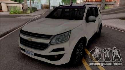 Chevrolet Trailblazer 2019 for GTA San Andreas