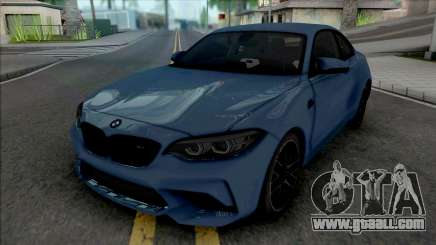 BMW M2 2018 for GTA San Andreas