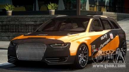Audi RS4 BS-R PJ1 for GTA 4
