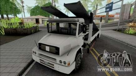 Mercedes-Benz L1620 (Packer) for GTA San Andreas