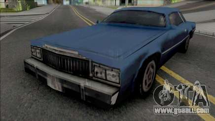 Ford Mercury Monarch 1976 from Driver 2 for GTA San Andreas