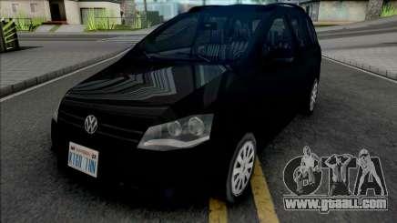 Volkswagen Spacefox 2012 for GTA San Andreas