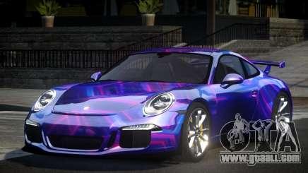 Porsche 991 GT3 SP-R L3 for GTA 4