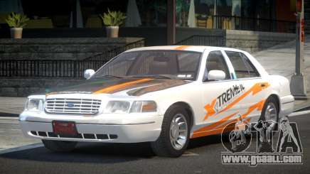 Ford Crown Victoria 90S L8 for GTA 4