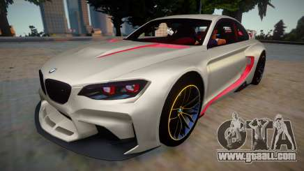 BMW M2 VISION 2 for GTA San Andreas