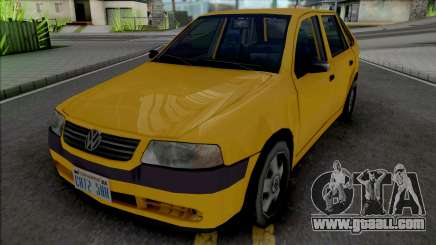 Volkswagen Gol G3 2001 for GTA San Andreas