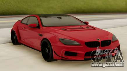 BMW M6 Prior Design Edition for GTA San Andreas