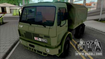 FAP 2026 [Serbian Military Truck] for GTA San Andreas
