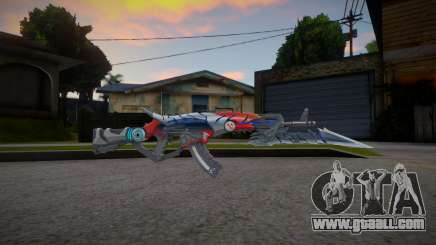 AK Hero Alpha for GTA San Andreas