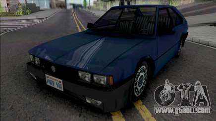 Volkswagen Passat GTS Pointer 1988 for GTA San Andreas