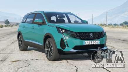 Peugeot 5008 2020 for GTA 5