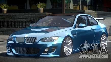 BMW M3 E92 GS-T for GTA 4