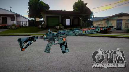 M4A1 VIP for GTA San Andreas