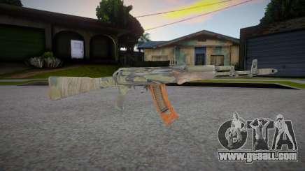 AK-47 (Metro 2033) for GTA San Andreas
