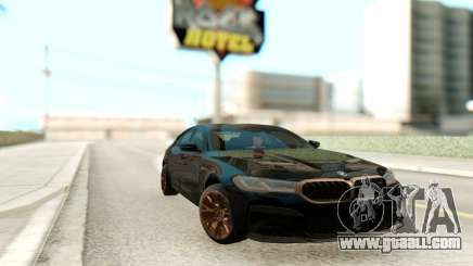 BMW M5 CS F90 2021 for GTA San Andreas