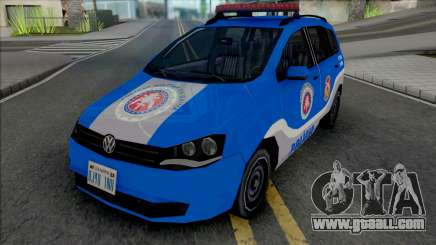 Volkswagen Spacefox 2012 PMBA for GTA San Andreas