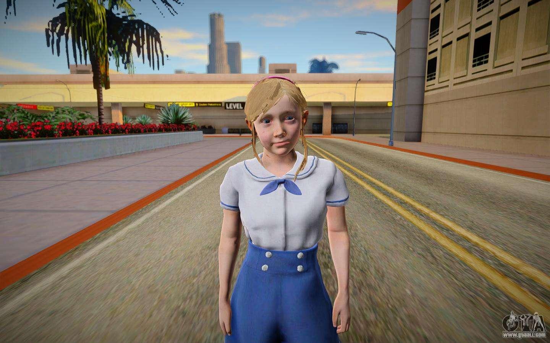 Sherry Birkin for GTA 4