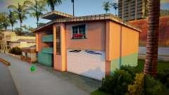 LS Santa Maria Beach Hideout fix for GTA San Andreas