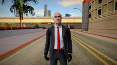 Agent 47 (Hitman: Absolution) for GTA San Andreas