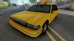 Beta Premier Taxi (Final) for GTA San Andreas