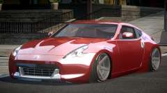 Nissan 370Z SP Tuning