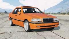 Mercedes-Benz C 200 Elegance (W202) 1998 v1.2 for GTA 5