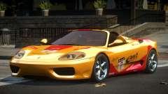 Ferrari 360 SP-T L3 for GTA 4