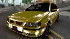 Ikco Samand LX Taxi for GTA San Andreas