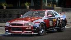 Nissan Skyline PSI Drift L3 for GTA 4