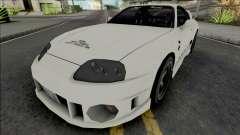 Toyota Supra Twins 1993 White