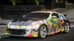 Nissan 370Z SP Racing L7 for GTA 4