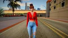 Kasumi v14 for GTA San Andreas