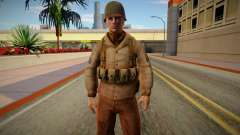 American Soldiers WW2 GTA SA V2 for GTA San Andreas