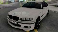 BMW 3-er E46 330D for GTA San Andreas