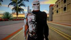 Uber - Jason from Friday The 13th for GTA San Andreas