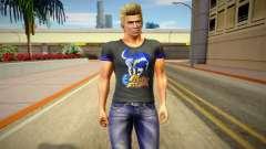 Jacky for GTA San Andreas