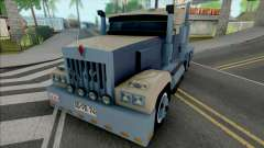 Kenworth W900 Lowpoly for GTA San Andreas