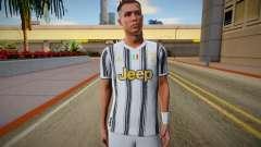 Cristiano Ronaldo Skin for GTA San Andreas