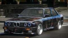 BMW M3 E30 BS Drift L4 for GTA 4