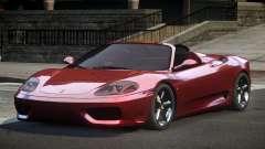 Ferrari 360 SP-T for GTA 4
