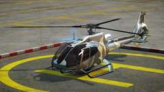 Eurocopter EC130 B4 AN L3 for GTA 4