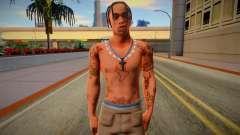 Travis Scott for GTA San Andreas