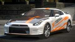 Nissan GT-R Egoist L6 for GTA 4