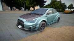 Mitsubishi Lancer Evo X Varis for GTA San Andreas