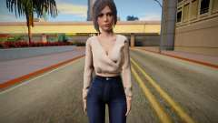 Ada Wong v5 for GTA San Andreas