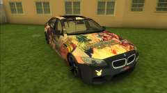 BMW M5 F10 for GTA Vice City