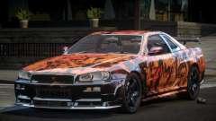 Nissan Skyline PSI Drift L8 for GTA 4