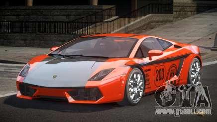 Lamborghini Gallardo Qz7 L9 for GTA 4